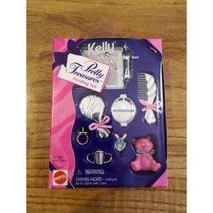 2/15 SALE BARBIE Pretty Treasures Kelly Set 1996